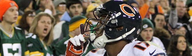 Chicago Bears v Green Bay Packers