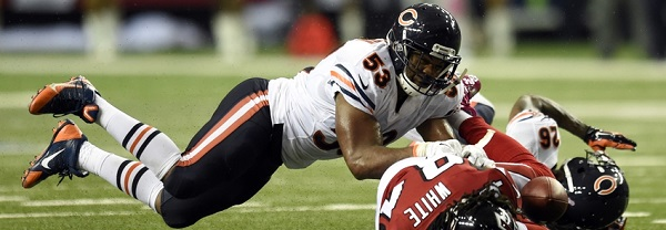 NFL: Chicago Bears at Atlanta Falcons